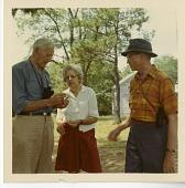 view Alexander Wetmore (1886-1978), Annie Beatrice van der Biest Thielan Wetmore (1910-1997), and John Warren Aldrich (1906-1995) digital asset number 1