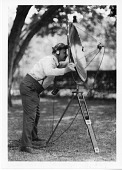 view Records digital asset: Arthur A. Allen, Polk County, Florida, c. 1940 [Image No. SIA2008-2277]