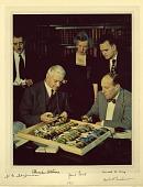 view Herbert G. Deignan, Alexander Wetmore, Jane Love, Samuel A. Arny, Herbert Friedmann digital asset number 1
