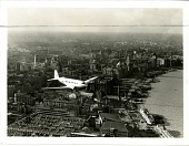 view CNAC Douglas DC-2 flying over Shanghai digital asset number 1