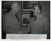 view Brigadier General Neal Anthony Harper (left) and Major General Harry George Armstrong (right) digital asset number 1
