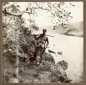 view Snodgrass at Iguana Cove c. 1898 digital asset number 1