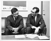 view Hong-Yee Chiu (left) and Robert Jastrow (right) digital asset number 1