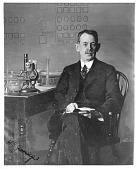 view Herbert Spencer Jennings (photo of oil painting) digital asset number 1