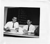 view Dr. Lyle V. Jones (left) and Morris F. Goodman (right) digital asset number 1