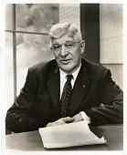 view Joseph A. Kaplan (1902-1991) at news desk digital asset number 1