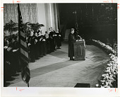 view John F. Kennedy speaking at the National Academy of Sciences Centennial Convocation digital asset number 1