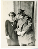 view Unidentified Woman and Alfons Klemenc (b. 1885) digital asset number 1