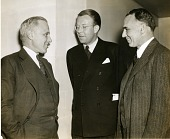 view Karl Taylor Compton (left), Ernest Orlando Lawrence (center), and Alfred Lee Loomis (right) digital asset number 1