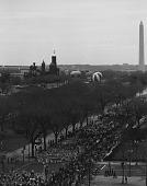 view Bands Assembling for President Reagan's Inaugural Parade digital asset number 1