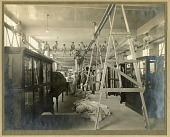 view Painters Working in the Natural History Building digital asset number 1