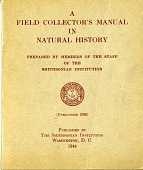 view Field Collector's Manual in Natural History digital asset number 1