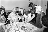 view Jill Serota-Braden with Senior Women, 1980 digital asset number 1