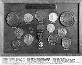 view Medals, Awards, and Decorations of Elihu Thomson (1853-1937) digital asset number 1