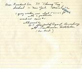 view Handwritten Note Regarding Ripley's Specimen Box digital asset number 1