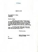 view Letter from Herbert Friedmann to Mrs. C. B. Ripley digital asset number 1