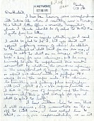 view Page 1 of a Letter from S. Dillon Ripley to Herbert Friedmann digital asset number 1