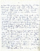 view Page 2 of a Letter from S. Dillon Ripley to Herbert Friedmann digital asset number 1