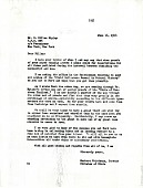 view Letter from Herbert Friedmann to S. Dillon Ripley digital asset number 1