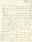 view Page 1 of a letter to Herbert Friedmann from S. Dillon Ripley digital asset number 1