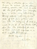 view Page 2 of a letter to Herbert Friedmann from S. Dillon Ripley digital asset number 1
