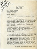 view Operation Crossroads Correspondence from Dr. Leonard P. Schultz to Dr. Alexander Wetmore Written July 7, 1946 digital asset number 1