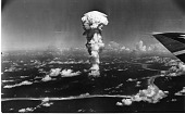 view The Atomic Blast on Bikini Atoll from the Air digital asset number 1