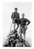 view Hank and Johnny - Top of Ben Mountain near Onchriadorff digital asset number 1