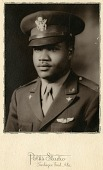 view Louis R. Purnell in his United States Air Force Uniform digital asset number 1