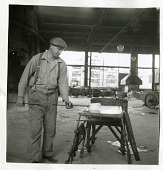 view Worker at Corning Glass Company digital asset number 1