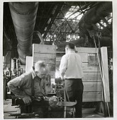 view Workers at Corning Glass Works digital asset number 1