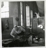 view Worker at the Corning Glass Company digital asset number 1