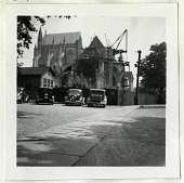 view Cars Outside a Cathedral digital asset number 1