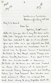 view Letter from Solomon G. Brown to S. F. Baird, August 15, 1866 digital asset number 1