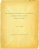 "view Cover page and first page of W. A. Bentley's ""Studies Among the Snow Crystals"" digital asset number 1"