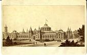 view Arts & Industries Building, Rendering 1878 digital asset number 1