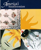 "view Logo for the ""America's Smithsonian"" Exhibition digital asset number 1"