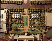 view Model of the Quadrangle Viewed from the Air digital asset number 1