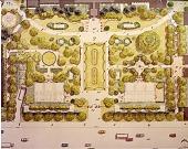 view Sketch of the South Yard Landscape Design digital asset number 1