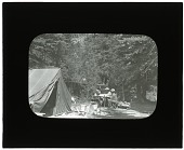 view Camp at Excavation of Dinosaur National Monument Quarry digital asset number 1
