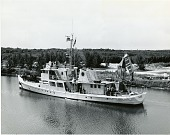 """view SI Research Vessel, The """"R. V. Johnson"""" digital asset number 1"""