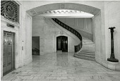 view Interior of Alexander Hamilton Customs House with Staircase digital asset number 1