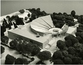 view Model of National Museum of the American Indian Cultural Resources Center digital asset number 1