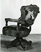 view Lincoln Chair at the Cooper Union Museum digital asset number 1