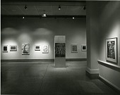 "view Exhibit Space for ""Drawings by Jasper Johns"" digital asset number 1"