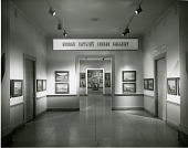 "view Entrance to "" George Catlin's Indian Gallery"" in the National Collection of Fine Arts digital asset number 1"