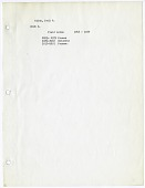 view Book 2, field notes, Panama, Colombia, 1941-1947 digital asset number 1