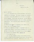 view Sandberg, correspondence and notes, 1893 digital asset number 1