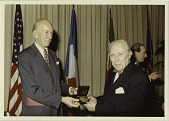 view Secretary Ripley Presents Sixth Freer Medal to Roman Ghirshman digital asset number 1