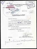 view Memorandum for Dr. Albert Spear Hitchcock digital asset number 1